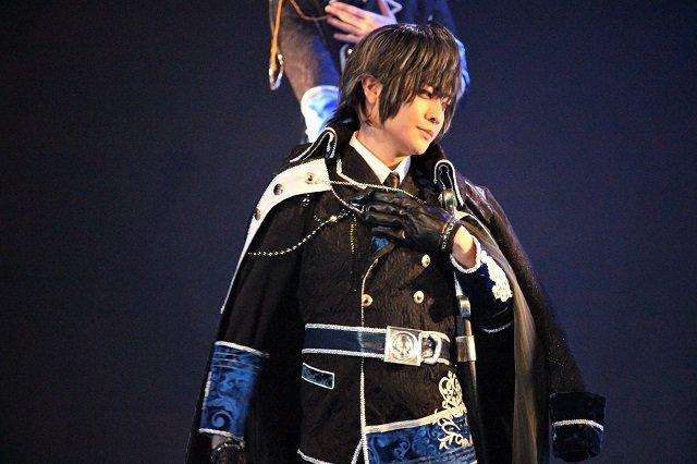 『イケメン革命◆アリスと恋の魔法 THE STAGE』フェンリル編舞台写真_5