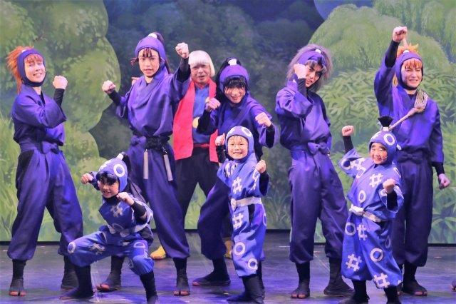 【動画】ミュージカル「忍たま乱太郎」第9弾~忍術学園陥落!夢のまた夢!?~公開ゲネプロ
