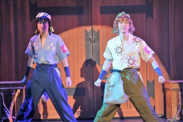 ミュージカル「忍たま乱太郎」第9弾~忍術学園陥落!夢のまた夢!?~舞台写真_4