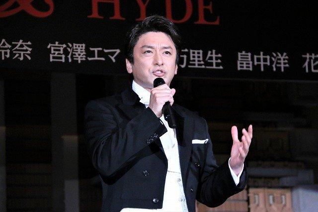 【動画】ミュージカル『ジキル&ハイド』製作発表記者会見