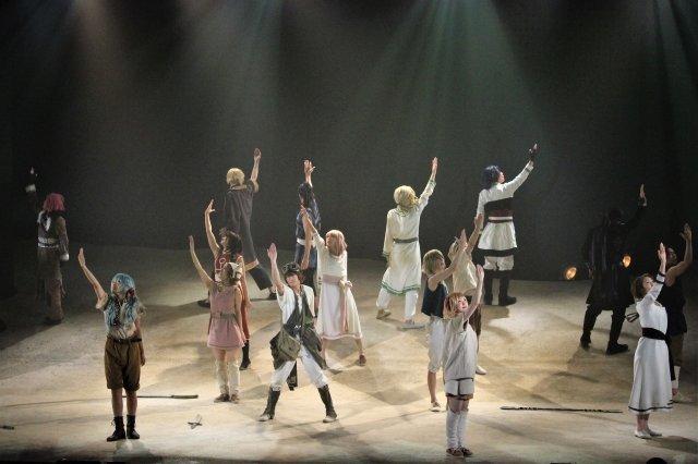 【動画】舞台『クジラの子らは砂上に歌う』(再演)公開ゲネプロ