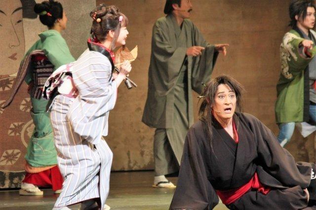 【動画】Japanese Musical『戯伝写楽 2018』公開ゲネプロ