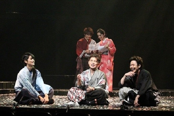 【動画】舞台『駆けはやぶさ ひと大和』公開ゲネプロ