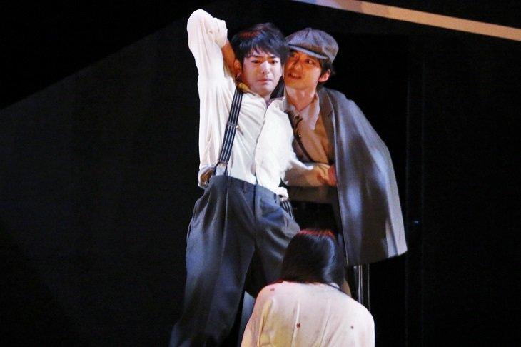 【動画】舞台『白痴』公開ゲネプロ