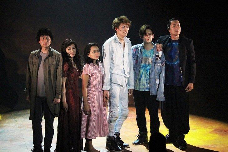 【動画】Rock Musical『5DAYS 辺境のロミオとジュリエット』公開ゲネプロ