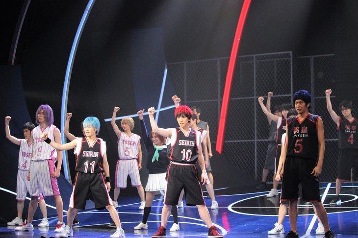 【動画】舞台「黒子のバスケ」IGNITE-ZONE公開ゲネプロ