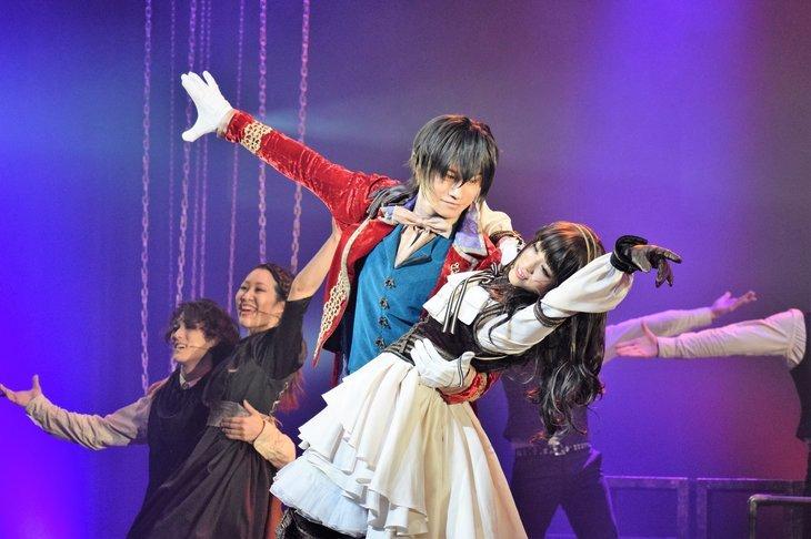 【動画】ミュージカル「Code:Realize~創世の姫君~」公開ゲネプロ