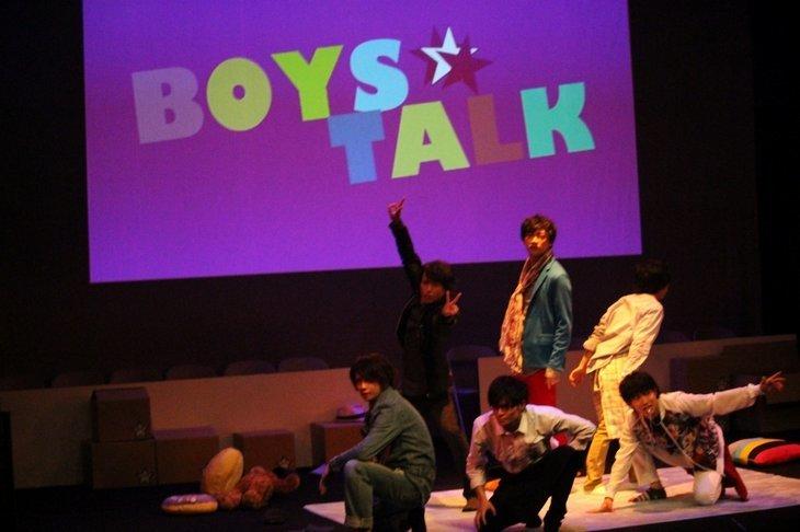 【動画】『BOYS☆TALK 第3弾/DANDYS TALK』公開ゲネプロ