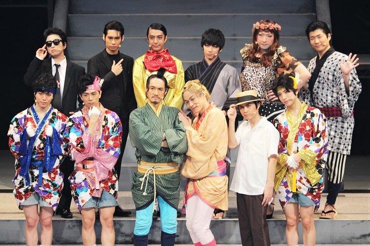 【動画】おん・すてーじ『真夜中の弥次さん喜多さん』三重 囲み会見