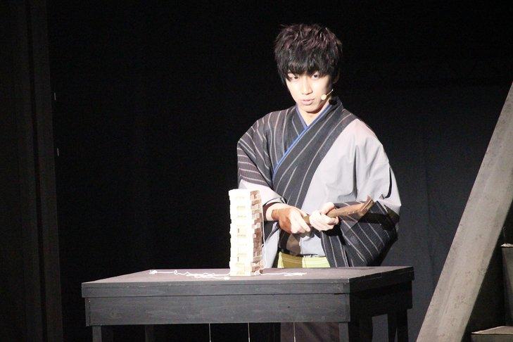 おん・すてーじ『真夜中の弥次さん喜多さん』三重 舞台写真_13