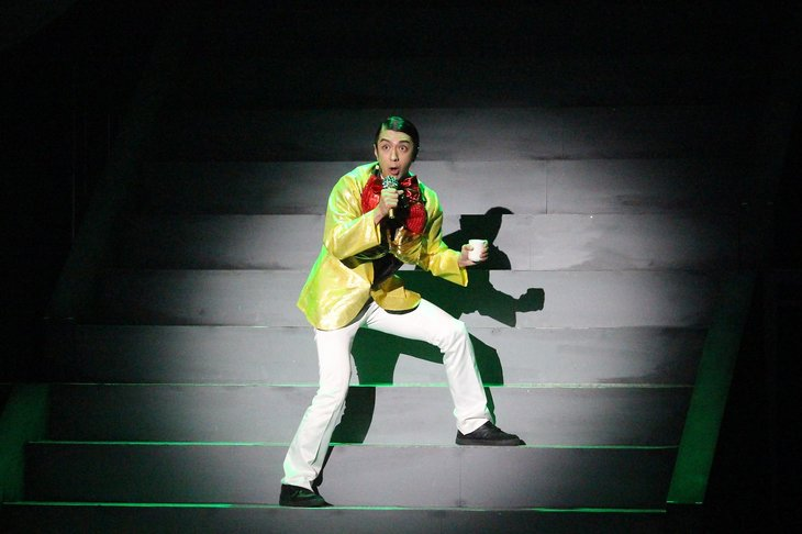 おん・すてーじ『真夜中の弥次さん喜多さん』三重 舞台写真_3