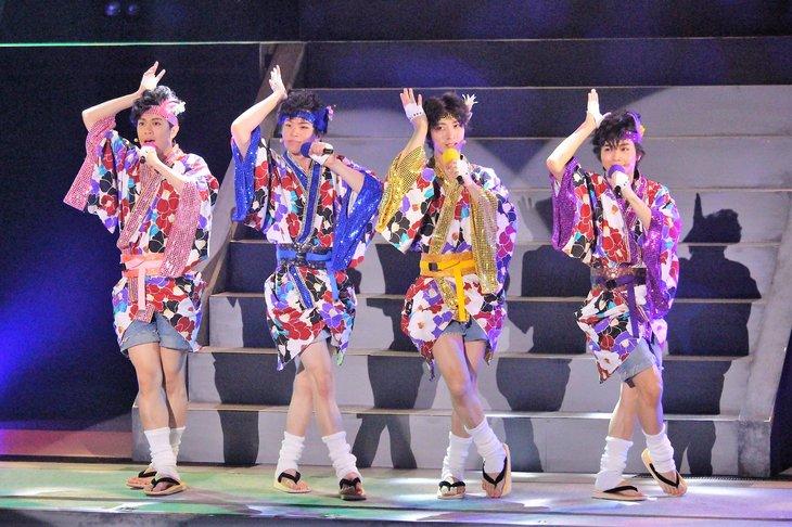おん・すてーじ『真夜中の弥次さん喜多さん』三重 舞台写真_6