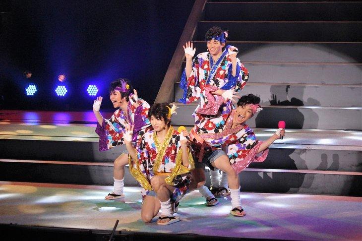 おん・すてーじ『真夜中の弥次さん喜多さん』三重 舞台写真_7
