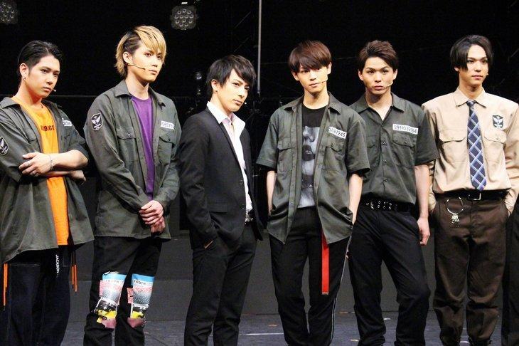 【動画】新作ミュージカル『GRIEF7』囲み会見