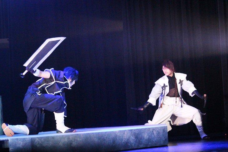 舞台『BRAVE10~燭~』舞台写真_4
