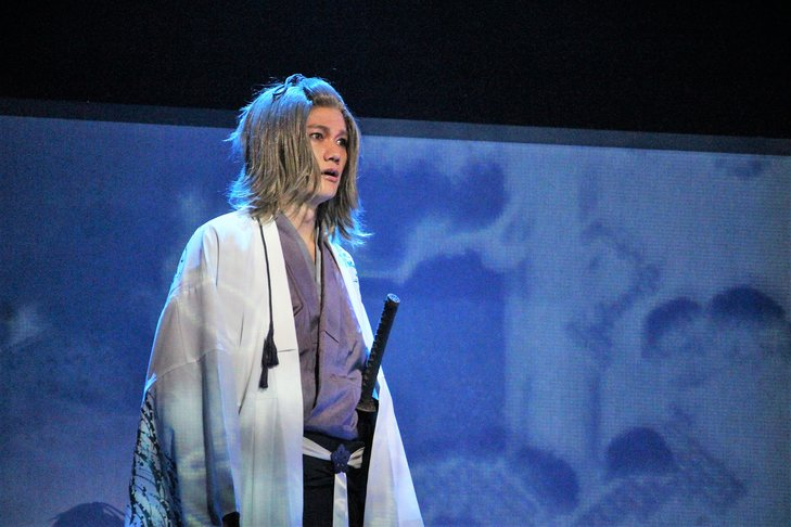 舞台『BRAVE10~燭~』舞台写真_9