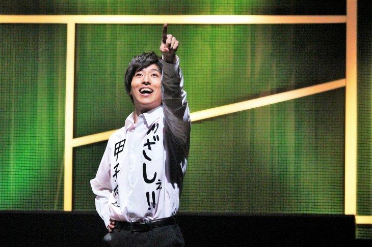 『舞台 増田こうすけ劇場 ギャグマンガ日和 向かい風 100%』舞台写真_2