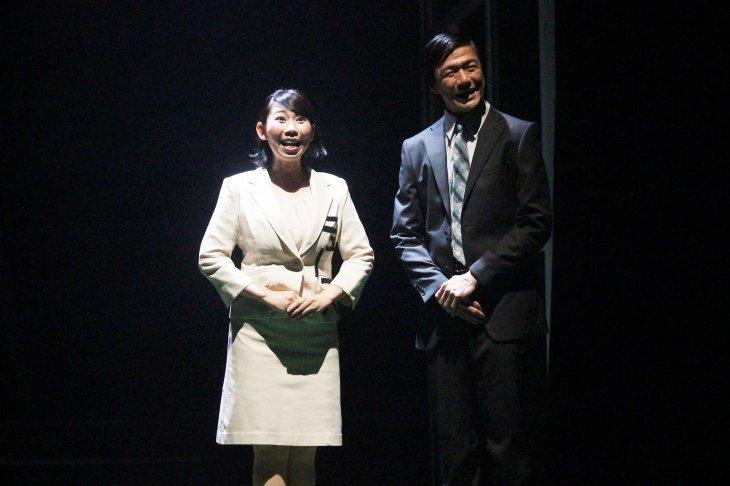 『舞台 増田こうすけ劇場 ギャグマンガ日和 向かい風 100%』舞台写真_5