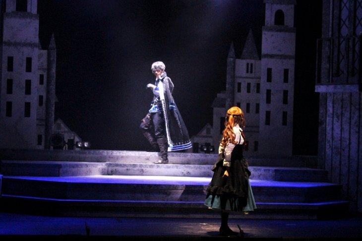 『イケメン革命 THE STAGE』黒のキング舞台写真_13