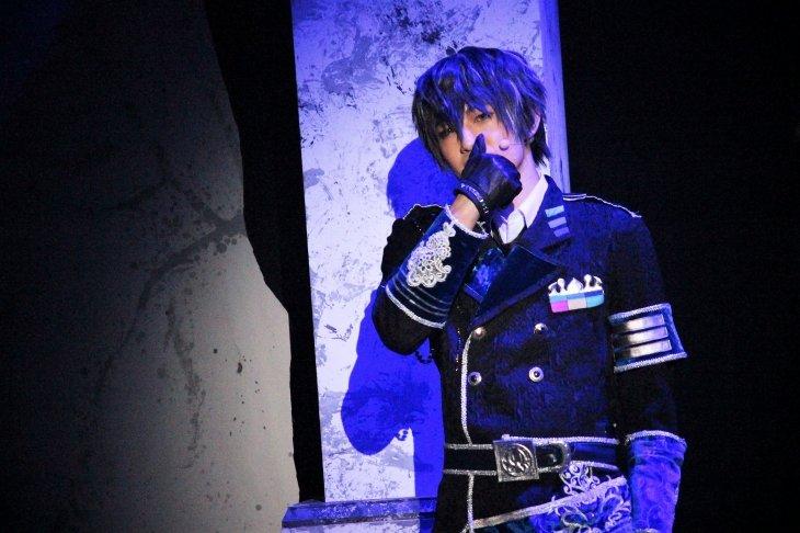『イケメン革命 THE STAGE』黒のキング舞台写真_17