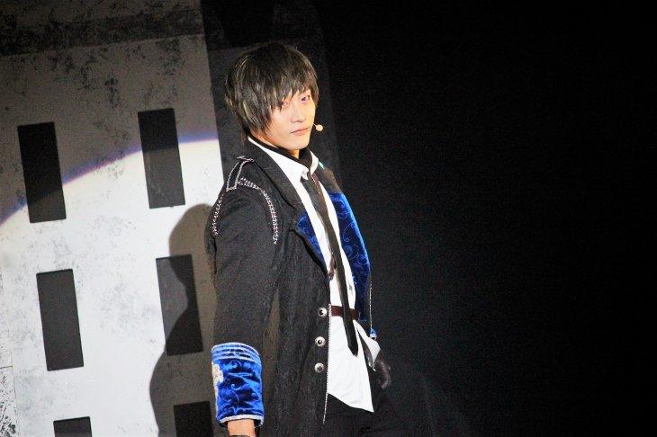 『イケメン革命 THE STAGE』黒のキング舞台写真_6