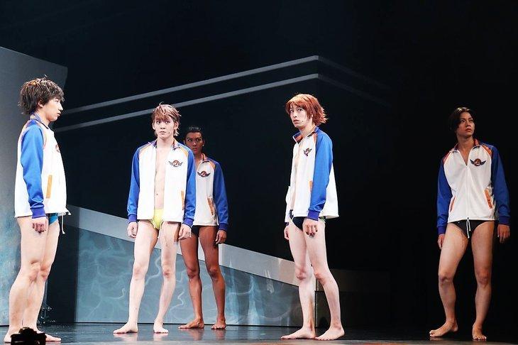 【動画】「DIVE!!」The STAGE!! 公開ゲネプロ