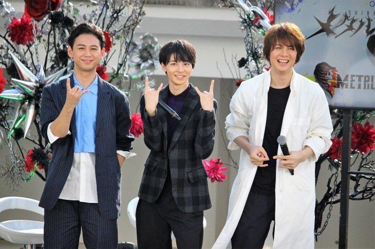 新感線☆RS『メタルマクベス』disc3トークイベント3_7