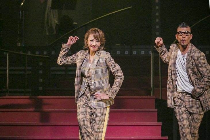 【動画】柚希礼音ソロコンサート「REON JACK3」囲み会見