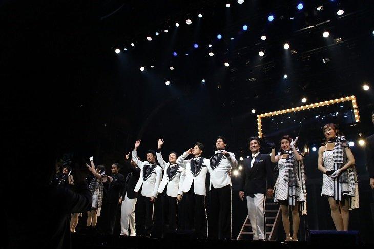 【動画】ミュージカル「ジャージー・ボーイズ」(再演)TEAM BLUE カーテンコールダイジェスト Part.1