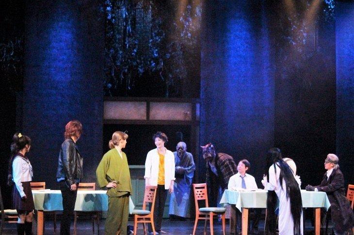 【動画】舞台『妖怪アパートの幽雅な日常』公開ゲネプロ