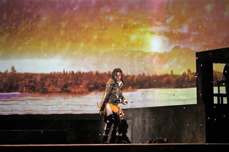 【動画】舞台『メサイア トワイライト ―黄昏の荒野―』公開ゲネプロ