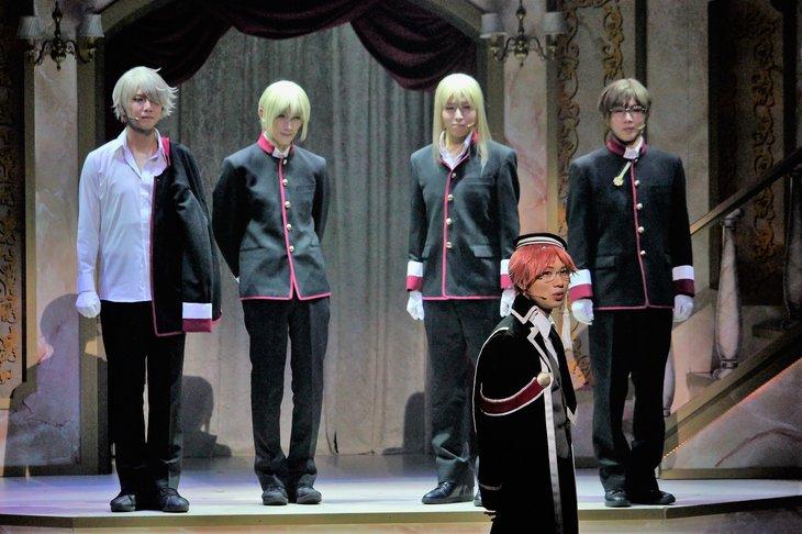 【動画】『王室教師ハイネ -THE MUSICAL II-』公開ゲネプロ ダイジェスト