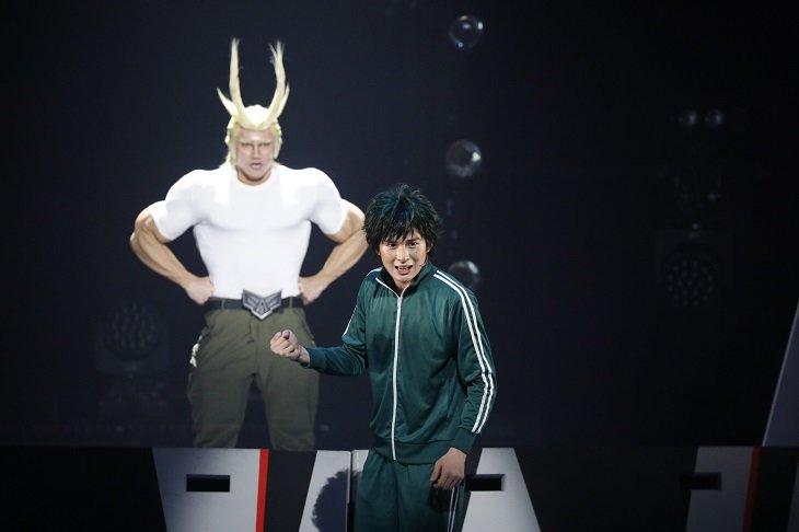 """【動画】「僕のヒーローアカデミア」The """"Ultra"""" Stage公開ゲネプロ ダイジェスト(ヒロステ)"""