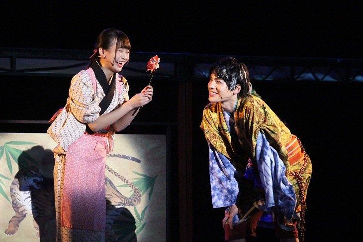 【動画】崎山つばさ初主演舞台『幕末太陽傳 外伝』公開ゲネプロ ダイジェスト