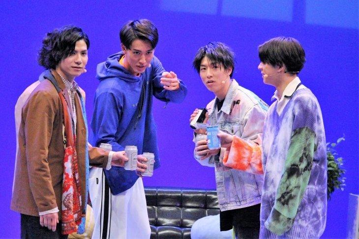 【動画】『BOY★TALK』第4弾 公開ゲネプロ