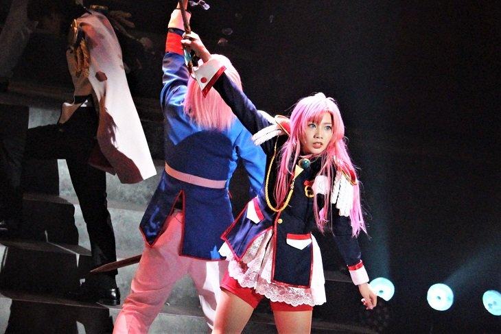 【動画】ミュージカル『少女革命ウテナ~深く綻ぶ黒薔薇の~』公開ゲネプロ