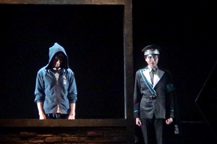 【動画】舞台『囚われのパルマ ー失われた記憶ー』公開ゲネプロ
