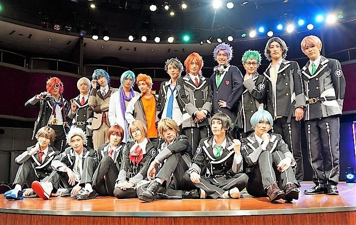 【動画】『Starry☆Sky on STAGE』囲み会見