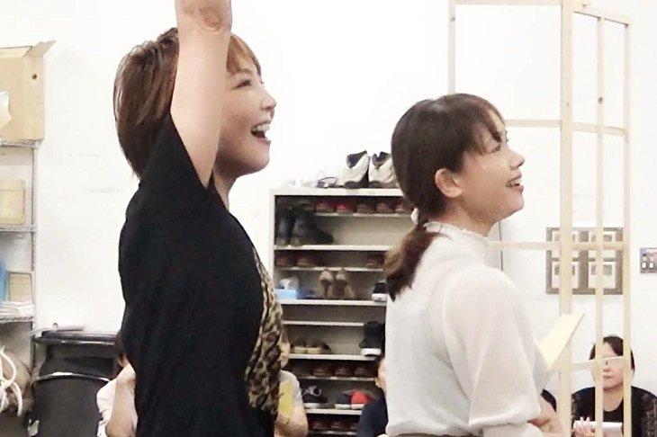 【動画】A New Musical『FACTORY GIRLS ~私が描く物語~』稽古場取材会