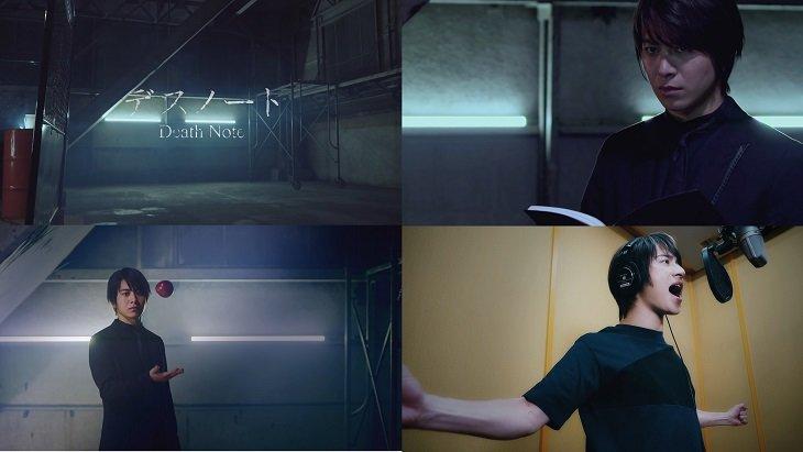 【オフィシャル動画】新・夜神月役の村井良大による「デスノート」MV公開