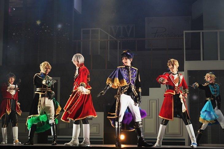 【動画】2.5次元ダンスライブ「ツキウタ。」ステージ 第9幕『しあわせあわせ』公開ゲネプロ