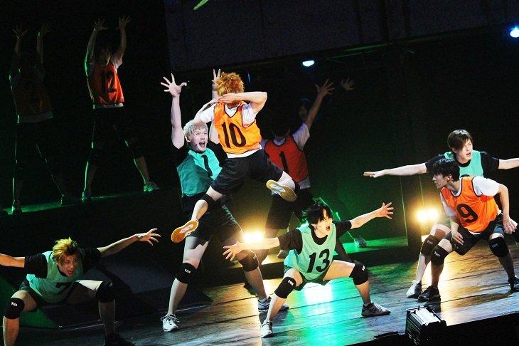 【動画】ハイパープロジェクション演劇『ハイキュー!!』〝飛翔〞公開ゲネプロ