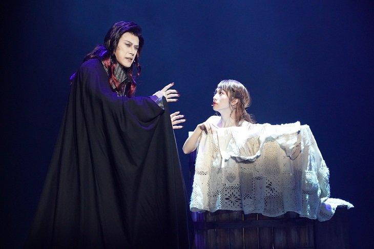 【動画】ミュージカル『ダンス オブ ヴァンパイア』公開ゲネプロ(映像:東宝提供)