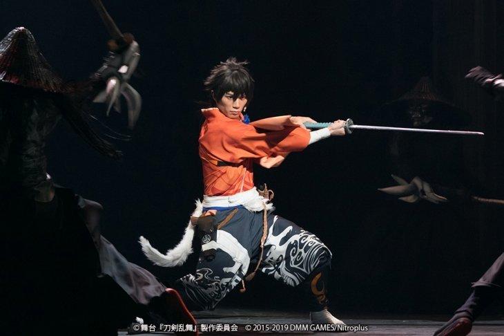 【オフィシャル動画】舞台『刀剣乱舞』維伝 朧の志士たち ダイジェスト