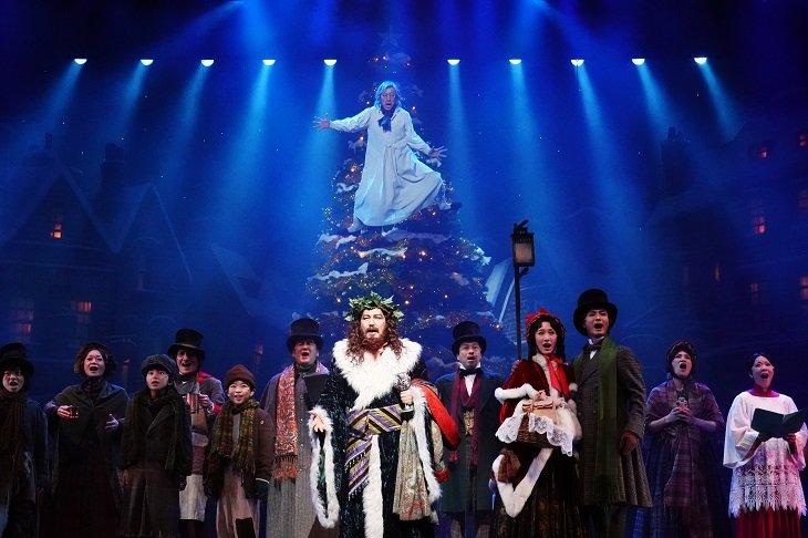 【動画】ミュージカル『スクルージ ~クリスマス・キャロル~』(2019)公開ゲネプロ