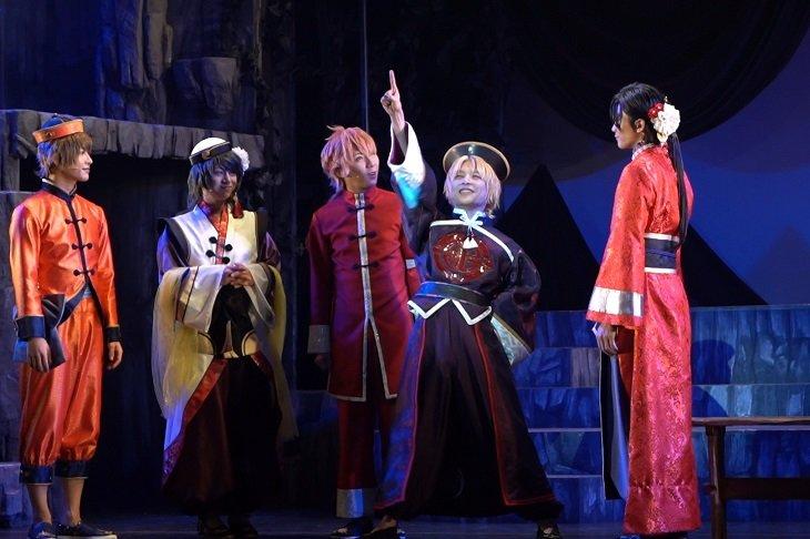 【動画】2.5次元ダンスライブ「ツキウタ。」ステージ 第10幕『月歌奇譚 太極伝奇』公開ゲネプロ