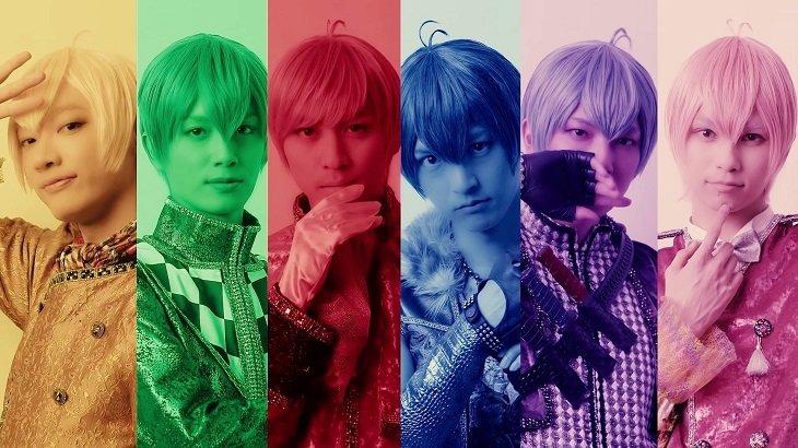 【動画】舞台『おそ松さん』F6の新曲「Fo6ow Your Dreams!!!!!!」MVショートver初公開
