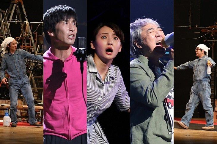 本多グループ Presents ひとり芝居・無観客配信公演『DISTANCE』初日ダイジェスト
