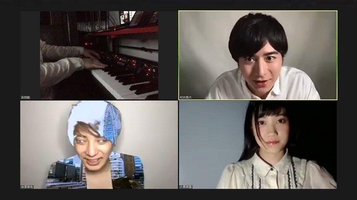 【動画】PUBLIC∴GARDEN! オンラインリーディング公演 vol.2『ピアニシモ』オンライン公開ゲネプロ