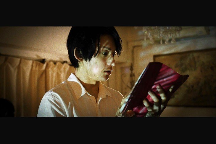 【動画】『Dream Stage -読奏劇-』「ヴィルヌーヴ 著/美⼥と野獣」予告